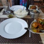 Déjeuner au restaurant créole La Kaz ile de La Réunion