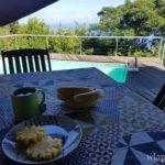 Petit déjeuner sur l'île de la Réunion