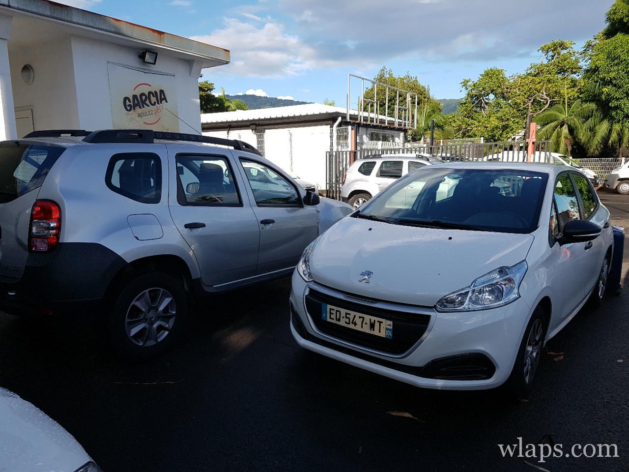 Garcia Location : loueur de voiture à l'île de La Réunion