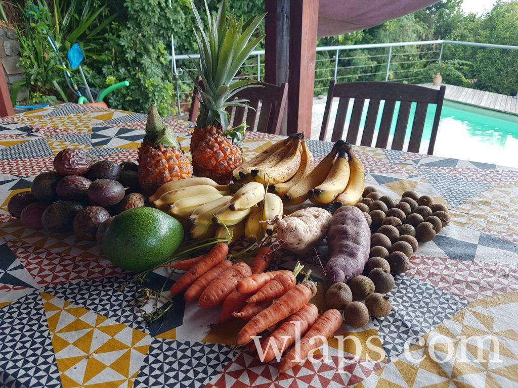 fruits et légumes la réunion