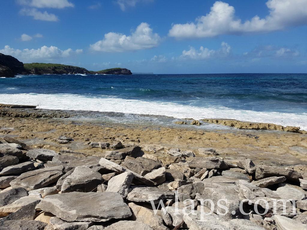 Anse à la Plume en Guadeloupe, une très belle plage naturiste