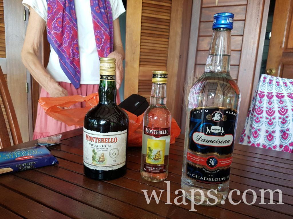 Quel est le meilleur rhum de Guadeloupe ? le Montebello !