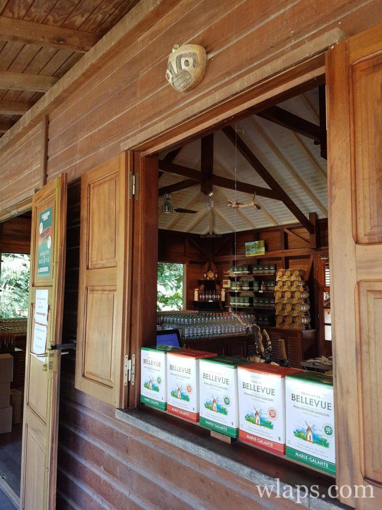 Une super activités est la visite de la distillerie Bellevue à Marie-Galante