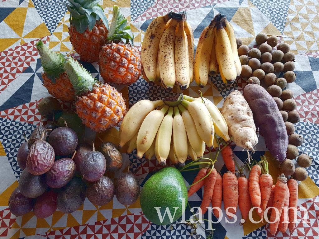 fruits exotiques la réunion