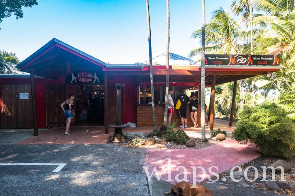 distillerie damoiseau en Guadeloupe parmi les distilleries de rhum en Guadeloupe que je préfère