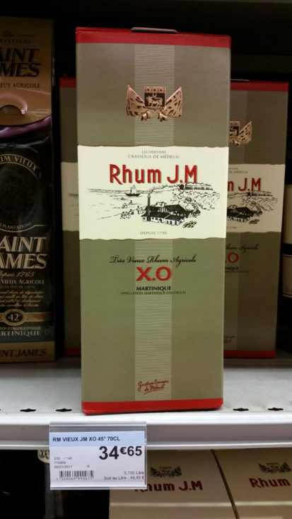 Visiter la distillerie JM en Martinique
