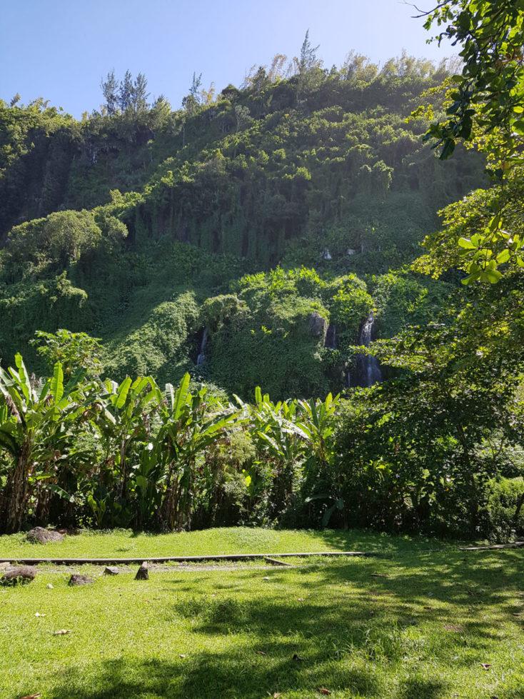 Parc Anse des Cascades à La Réunion