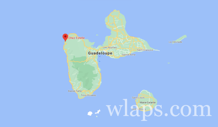 restaurant à la perle en Guadeloupe