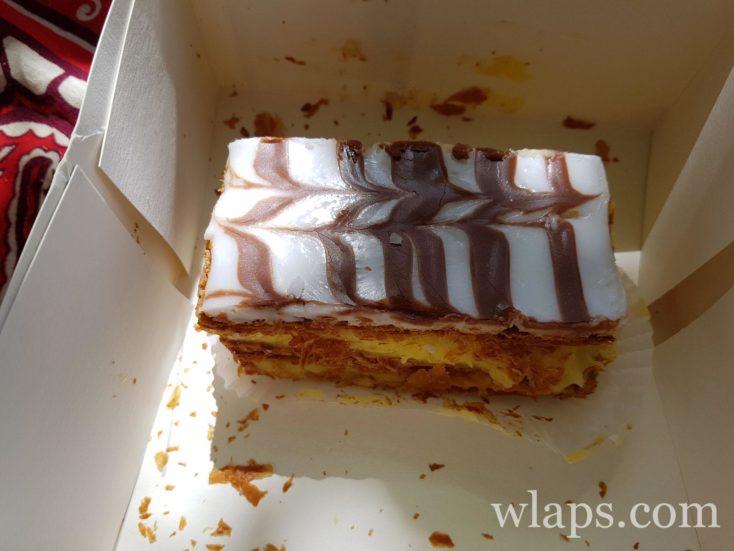 dessert en Guadeloupe