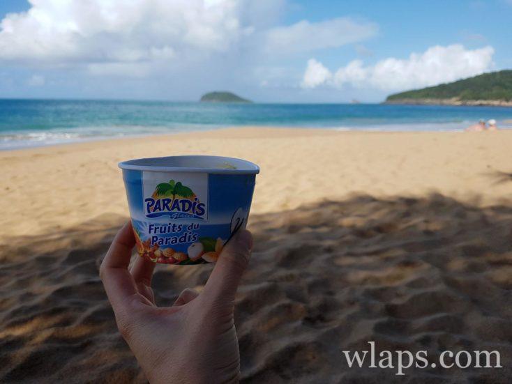 glace Paradis de Guadeloupe