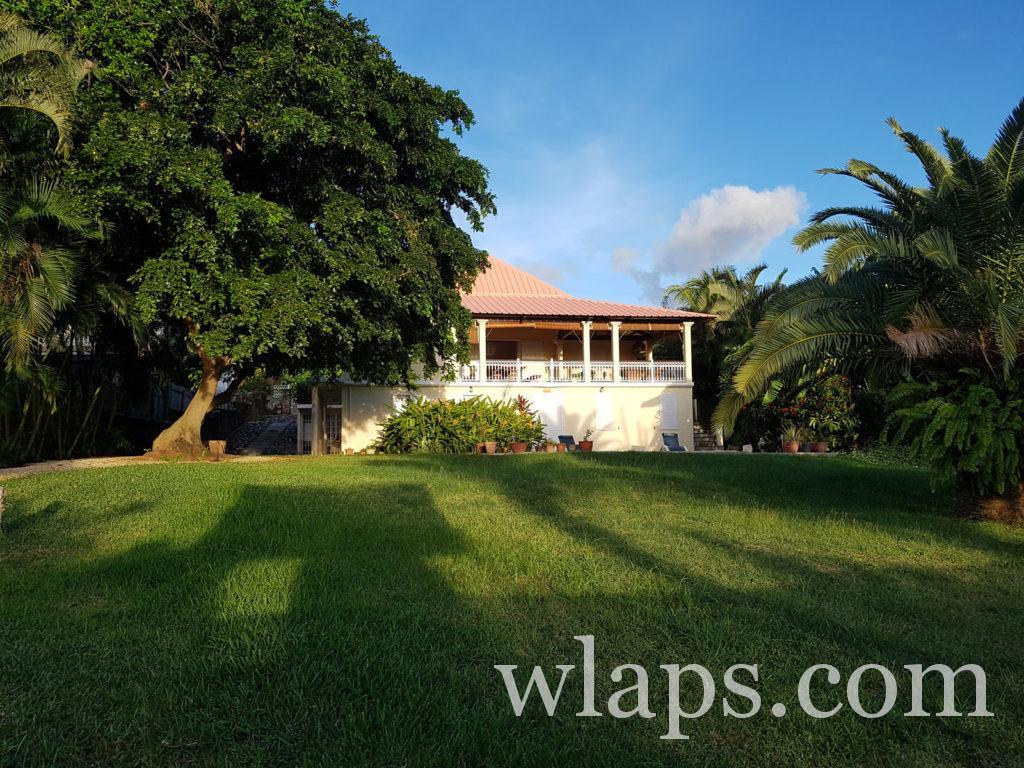 notre location de villa à l'île Maurice