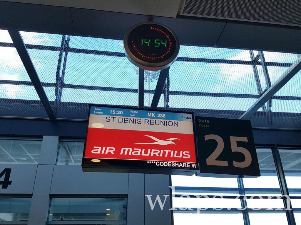 Aller à l'ile Maurice en avion, avec Air Mauritius