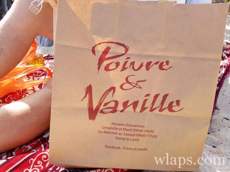 le traiteur Poivre et Vanille en Guadeloupe