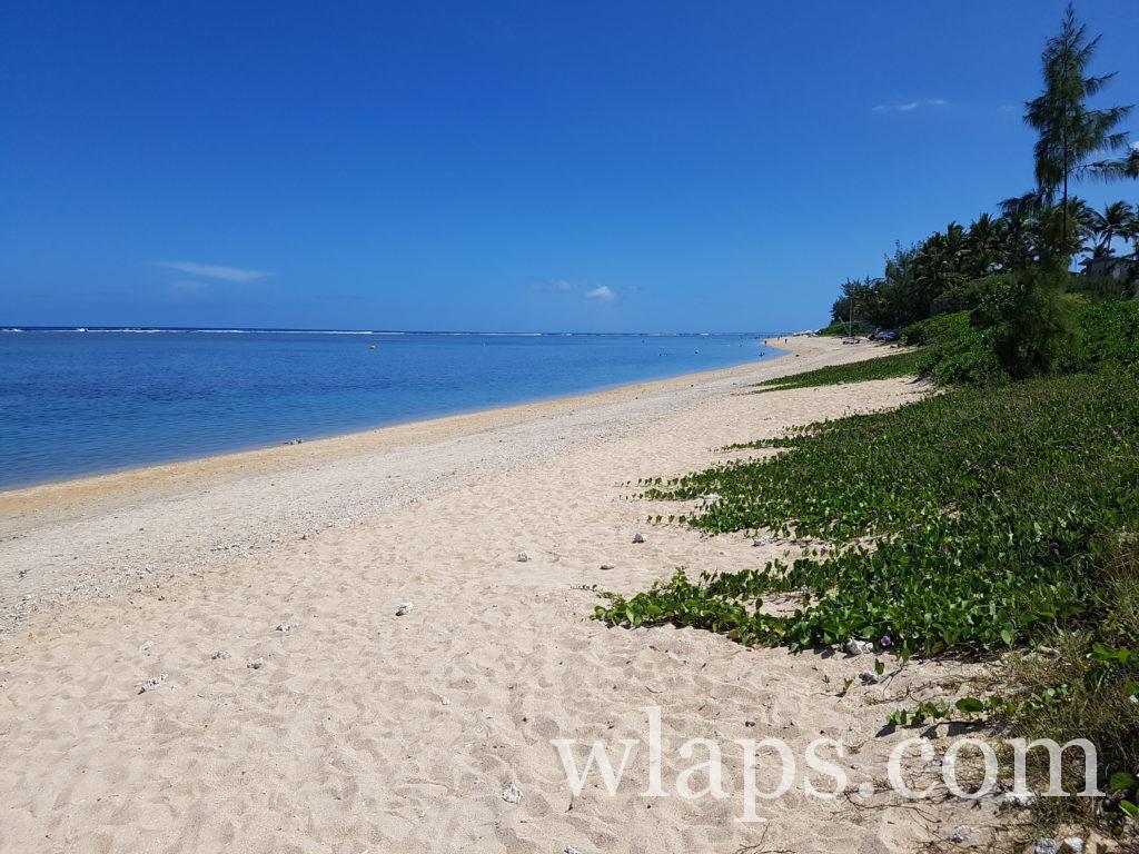 aller voir La plage de La Saline les Bains à La Réunion