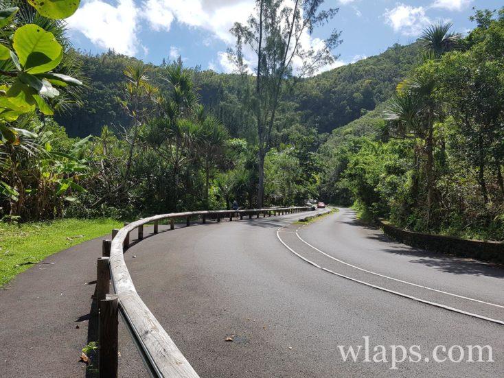Picnic à l'Anse des Cascades à l'île de La Réunion