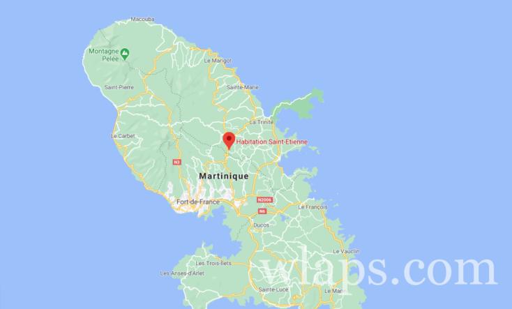 Visite de la distillerie du Simon en Martinique