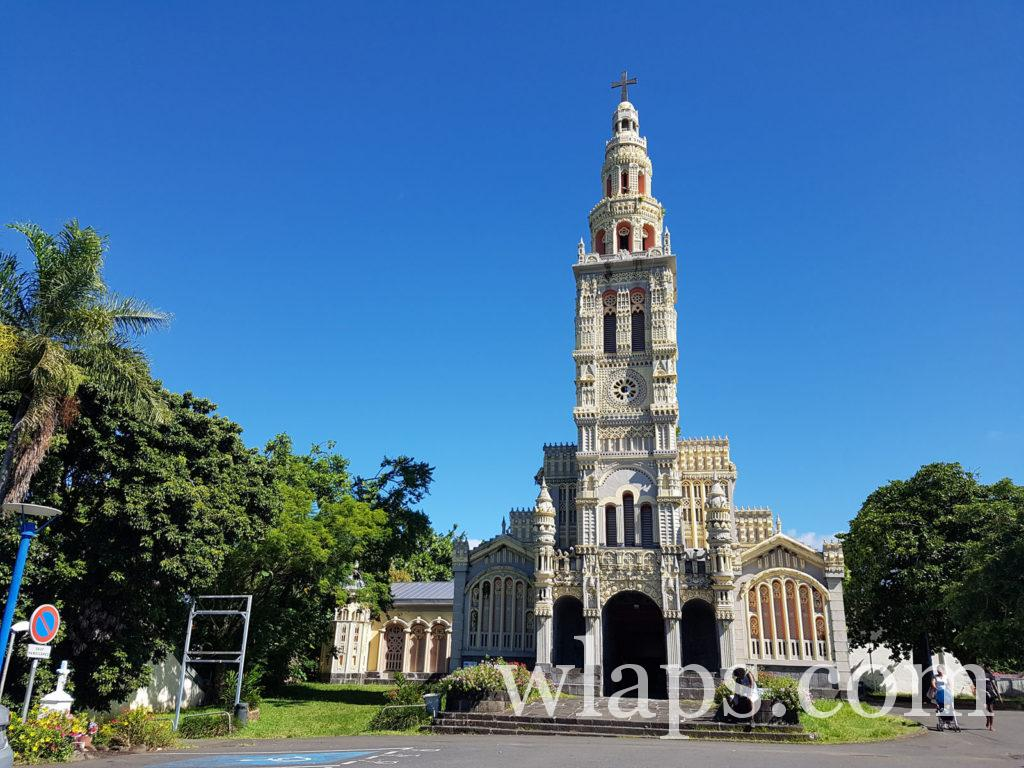 Église Sainte Anne de La Réunion