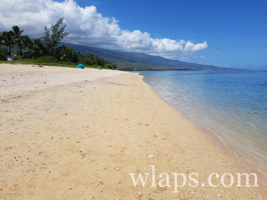 visiter La plage de La Saline les Bains à La Réunion