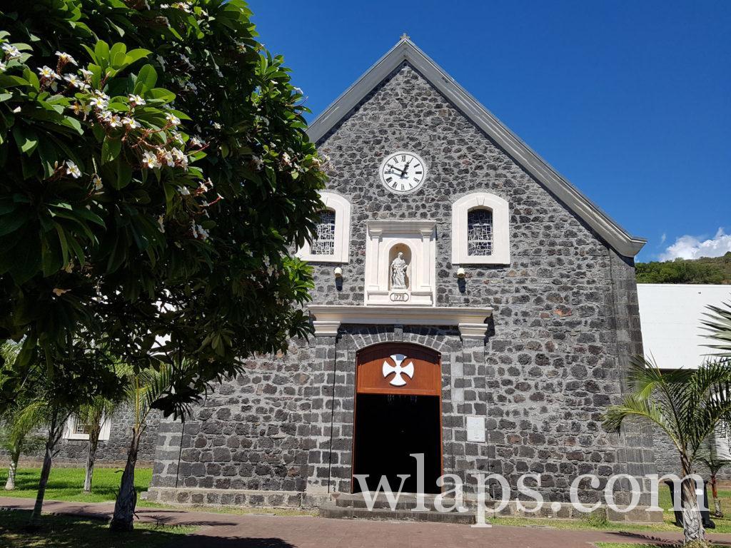 visiter les églises de la réunion
