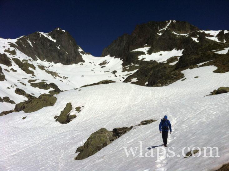 randonnée dans le Massif des Aiguilles Rouges
