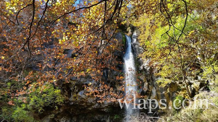 Randonnée à la cascade du Devez