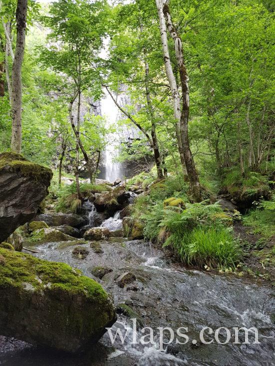 la cascade du Faillitoux