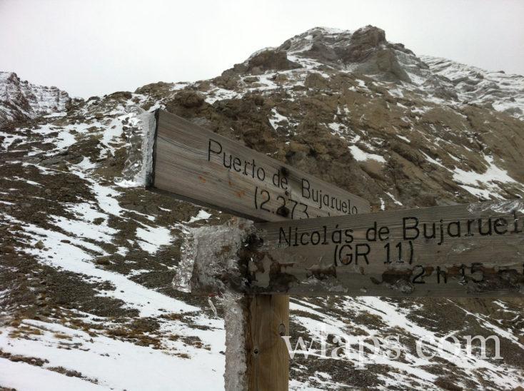 Col de Boucharo