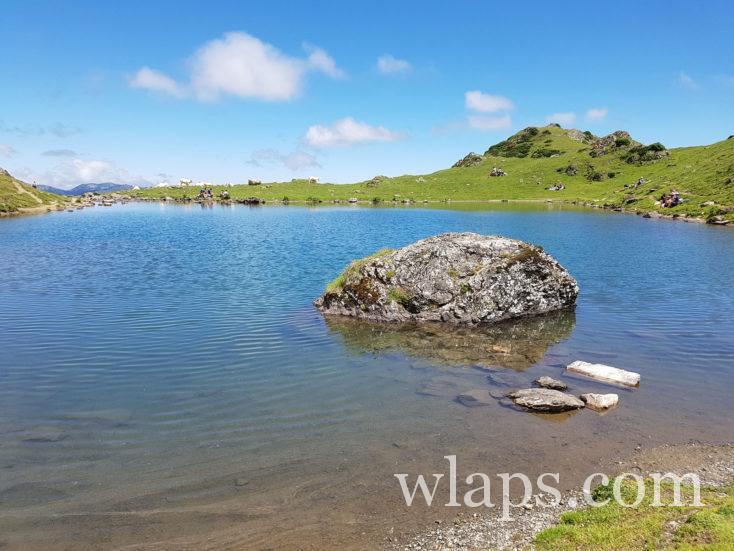 ilot du Lac d'Arou