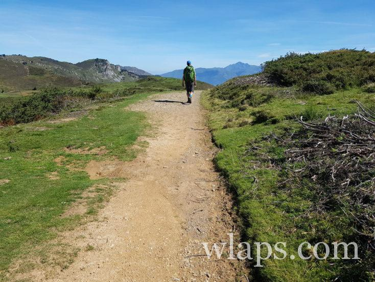 chemin de randonnée du col du soulor