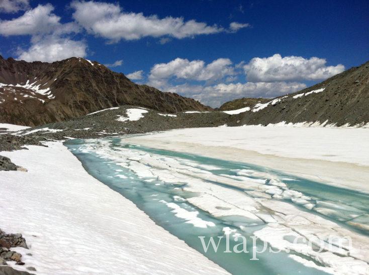 Le Lac d'Arsine