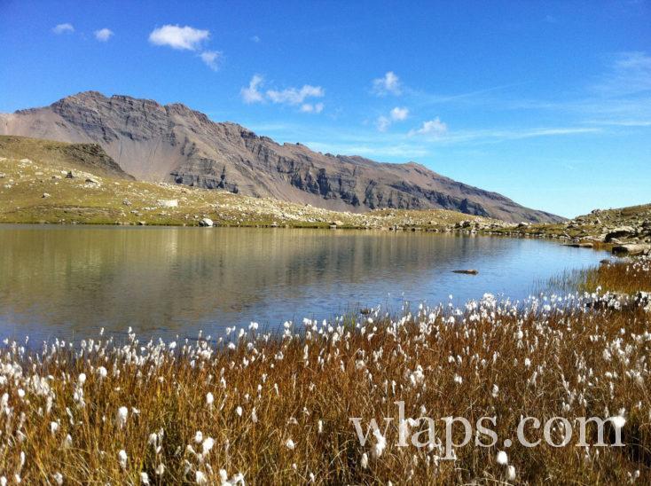 randonnée aux Lacs Palluel et Favarel
