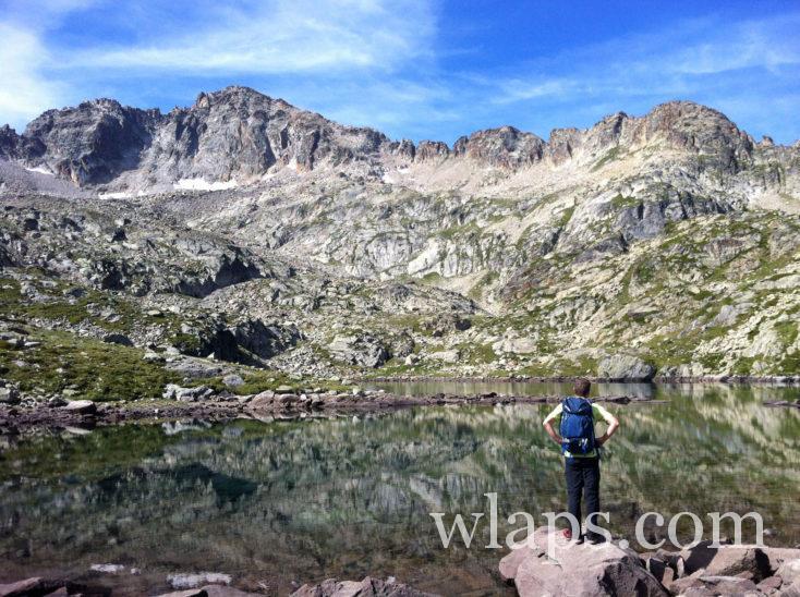 Tour des lacs d'Ardiden