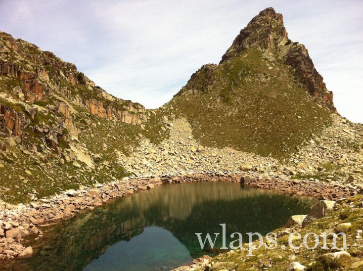 La randonnées des lacs d'Ardiden
