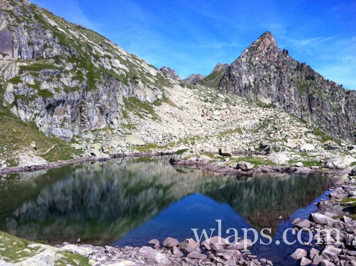 La boucle des lacs d'Ardiden