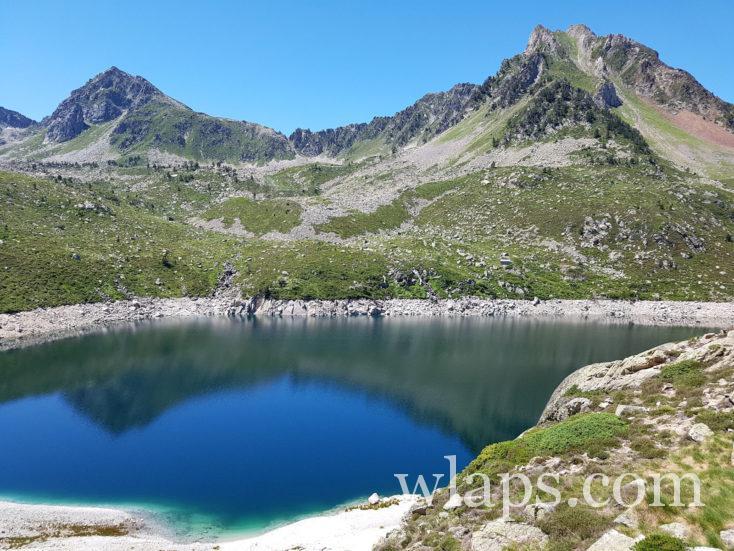 vue sur Le Lac Dets Coubous