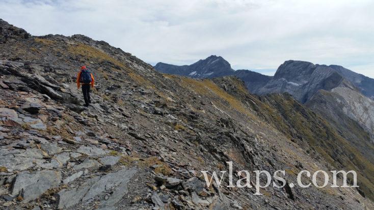 randonnée au Pic de Bouneu