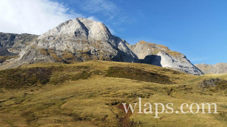 sommets près du Pic de Bouneu