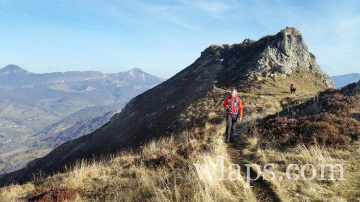 randonnée à l'Elancèze