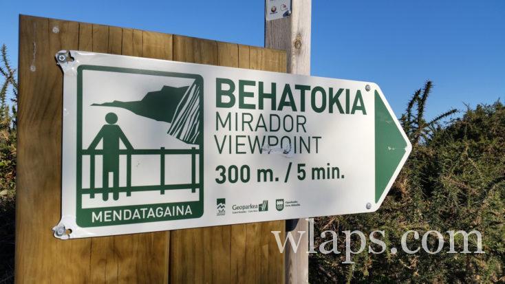 point de vue Mendatagaina