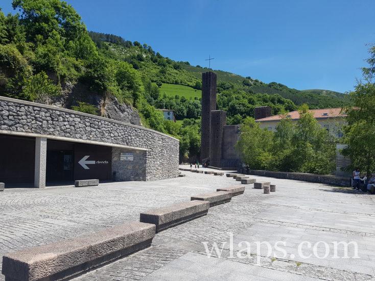sanctuaire de Arantzazu