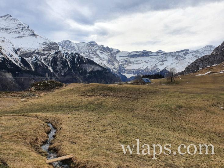 sentier de randonnée du Plateau de Saugué