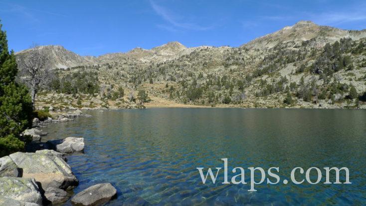 randonnée au Lac d'Aumar