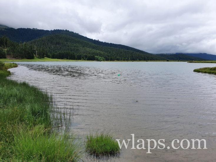 lac de Payolle en juin