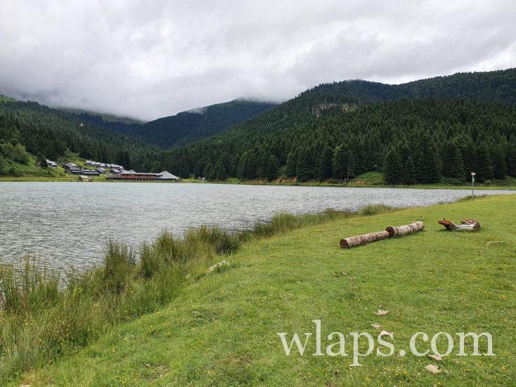 balade à faire avec enfants dans les Pyrénées au lac de Payolle