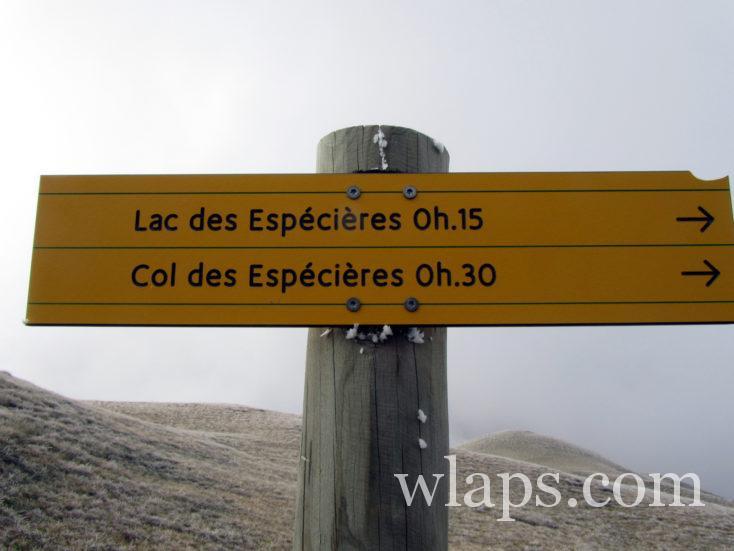 randonner en famille dans les Pyrénées au lac des Especières