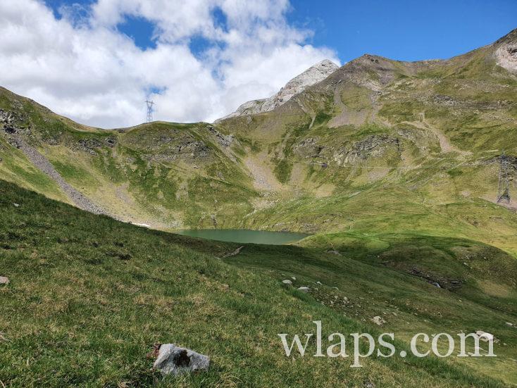 randonnée avec enfants dans les Pyrénées au Lac des Especières