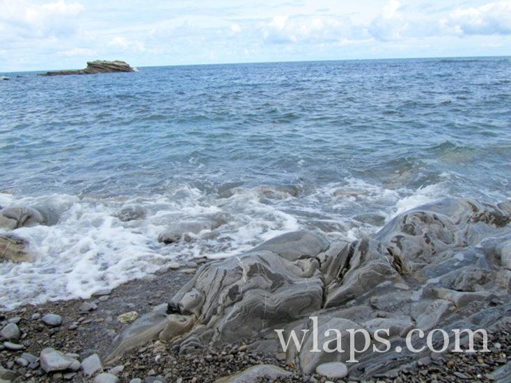 plage secrète au Domaine d'Abbadia