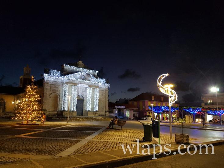 décorations de Noël en décembre en Guadeloupe