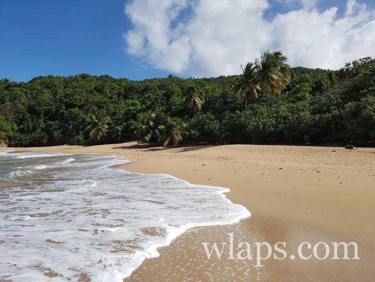 belle météo en Guadeloupe en décembre