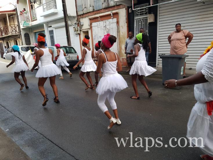 Carnaval en Guadeloupe en janvier